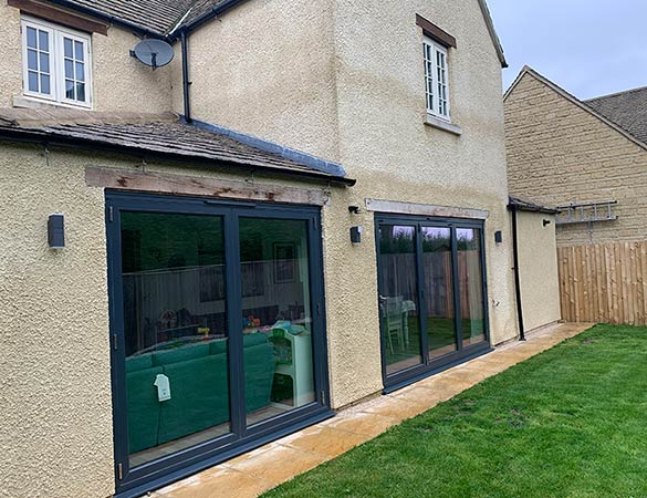 Patio doors, Witney Oxfordshire
